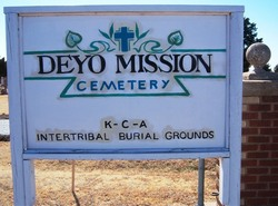 Deyo Mission Cemetery