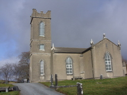 Turlough Church Of Ireland Cemetery