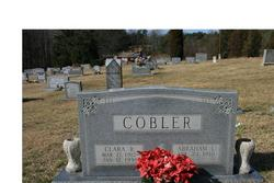 Clara Belle <i>Belcher</i> Cobler