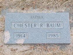 Chester Raymond Baum