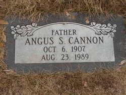 Angus Steffensen Cannon