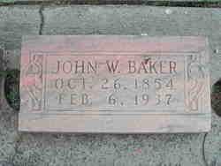 John William Baker