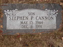 Stephen Phillip Cannon