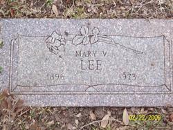 Mary V. <i>Nations</i> Lee