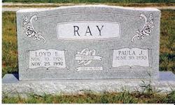 Loyd Eugene Ray
