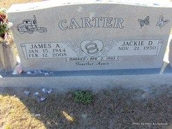 James Arol Carter, Jr