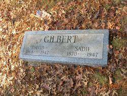 Sadie <i>Weaver</i> Gilbert