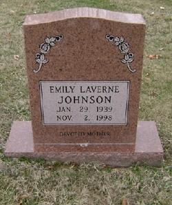 Emily Laverne <i>Flanagan</i> Johnson