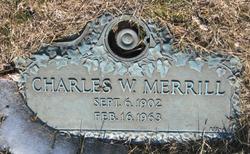 Charles W Merrill