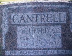 Bluford Calvert Cantrell