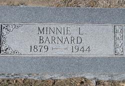 Minnie Lee <i>Lantrip</i> Barnard