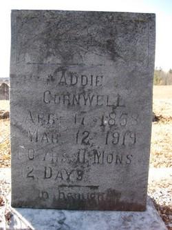 Adeline Addie Cornwell