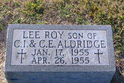 Lee Roy Aldridge