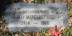 May Margaret <i>Shawn</i> Hill