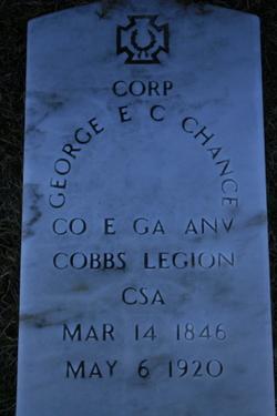 Corp George E.C. Chance
