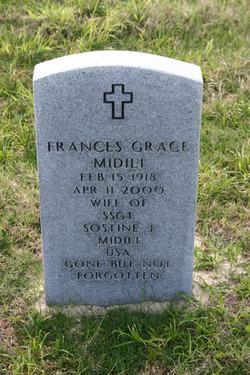 Frances Grace Midili