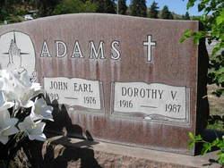 Dorothy Viola Adams