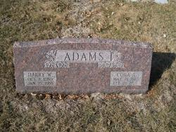 Cora A. Adams