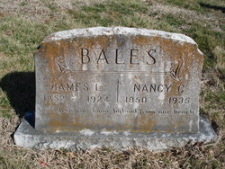 Nancy <i>Conner</i> Bales