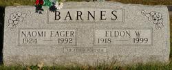 Naomi <i>Eager</i> Barnes