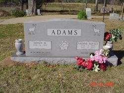 Nadine <i>Hefley</i> Adams