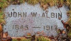 John W. Albin
