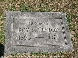 Roy McKenzie Frog Hendry