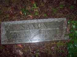 Cecil Delmar Saxon