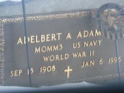 Adelbert A Adams