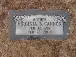 Virginia Tresa <i>Barrowman</i> Cannon