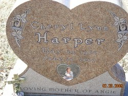 Cheryl Lynn <i>Bosworth</i> Harper