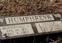 Felix Franklin Humphreys