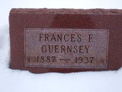Frances Cleveland <i>Knapp</i> Guernsey