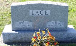 Marie L <i>Hoffman</i> Lage