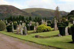 Tillicoultry Cemetery