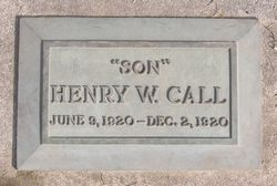 Henry Wood Call