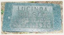 Lucinda <i>Fry</i> Wilson