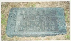 Lester Rawlins Wilson