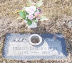 Hilder Theresa <i>Carlson</i> Funk