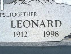 Leonard Herman Reifel