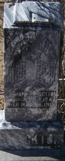 William David Stockton