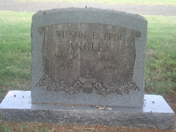 Wilson Prof E. Angley