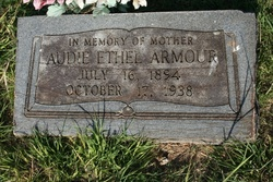Audie Ethel <i>Roberts</i> Armour