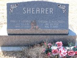 Harvey Donald Shearer, Jr