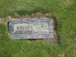 Margaret Lavina <i>Sanders</i> Arnold