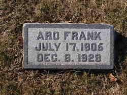 Aro Francis Frank Billings