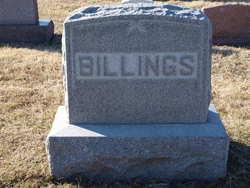 Ola Belle <i>Dudley</i> Billings