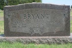 Vernon Joe Bryant