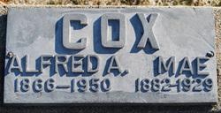 Alfred A Cox