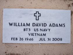 William David Adams